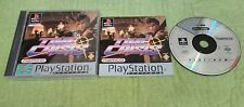 TIME CRISIS - COMPLETE - PLATINUM - SONY PLAYSTATION 1 PS1/PS2/PS3