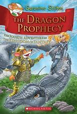 Geronimo Stilton and the Kingdom of Fantasy: The Dragon Prophecy Bk. 4 by...