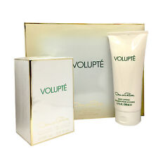 VOLUPTE by Oscar De La Renta For Women Gift Set 3.4 oz EDT* NEW!!!