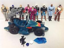 Hasbro 1988 Cops N Crooks Lot
