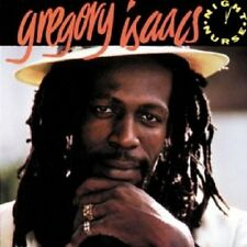 Gregory Isaacs-Night Nurse CD 8 tracks International pop/reggae NUOVO