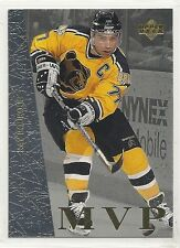 1996-97 Upper Deck Hockey - MVP - #UD27 - Ray Bourque - Bruins