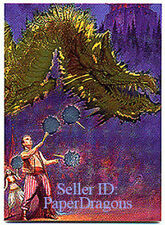 DARRELL K. SWEET - Metallic Storm Chase Card MS2 - The Fire Dragon