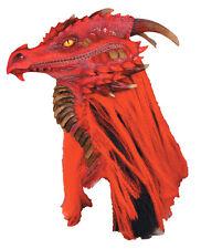 HALLOWEEN BRIMSTONE RED DRAGON PREMIER Mario Chiodo  PROP MASK
