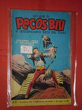 PECOS BILL-GLI ALBI-LIBRETTO MONDADORI-FASANI-N°22 -d-1961-ENTRA DISPONIBILI