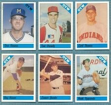 CARL THOMAS #115 Fritsch One Year Winners---Indians