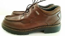 Johnston & Murphy Passport Gore-Tex Outdoor Shoes Size 9M with Leather Upper