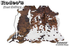 Superior Quality Rodeo Cowhide Rugs Value Combo Sets Large Size 2 pcs
