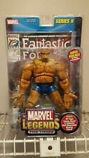 Marvel Legends series 2 The THING MIB TOYBIZ 2002