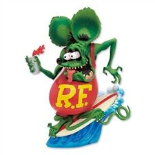 RAT FINK KUSTOM FIGURE WITH PEN STAND   NEW IN BOX  5 INCH TALL