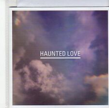 (EE977) Andres Garcia & The Ghost, Haunted Love - 2011 DJ CD