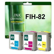 3 Compatible Ink Cartridge replace for DesignJet 120 120nr 500 500 Plus 500ps
