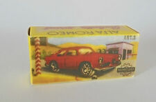 Repro Box Mercury Art.3 Alfa Romeo Giulietta Sprint