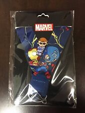 NYCC Comic Con 2015 Exclusive Skottie Young Marvel Agent Coulson Pin Lanyard