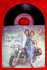 Single Waterloo & Robinson Das war Hollywood von gester
