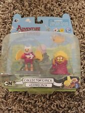 "Adventure Time (2"") Collector's Wizard Pack: Finn and Jake Wizards Brand New"