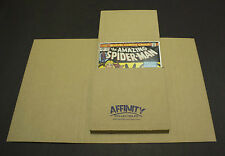 50 Comic Book Flash Mailers (Fits Most Comic Sizes, TPB's, and Manga Digests)