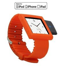 KOKKIA  i10sWatch (Tangerine Tango) Bluetooth iPod Transmitter iPod Nano Fashion