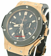 Hublot Big Bang Evolution 44mm 18K Pink Gold and Ceramic Watch 301.PM.1780.RX !