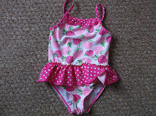 Girls Pretty Sparkly Swimsuit age 12-18 Months from Matalan