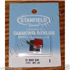 CEC-CDC MC14, MC20 Compatible Turntable Stylus - Stanfield # D569SR