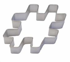 "Hashtag Cookie Cutter 4""  Phone Text  Social Media Tag Teenager Computer Game"