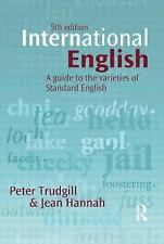 International English: A guide to the varieties of Standard English (T-ExLibrary
