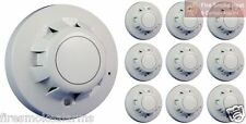 10 x APOLLO 55000-600 Addressable Optical Fire Smoke Alarm Detector Sensor XP95