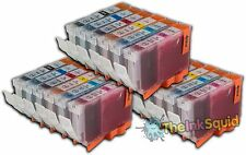 18 CLI-8 Chipped Ink Cartridges for Canon Pixma PRO9000