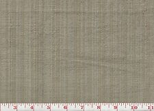 1.5 yd  75% Linen Velvet Clarence House Upholstery Fabric R$240yd  Otello Taupe