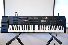 Roland JV-1000 76key MUSIC WORKSTATION Keyboard Controller/MIDI Synthesizer