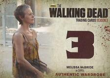"Walking Dead Season 3 - M4 ""Carol's"" Wardrobe Card"