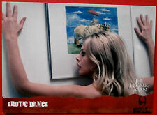 The wicker man carte # 11-érotique danse (britt ekland) - imparable cartes 2014