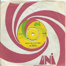 Mirettes:Take me for a little while/The real thing:UK Uni:Northern Soul