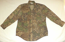 Sports Afield Long Sleeve Camouflage Button Front Shirt      Size M       K#9296