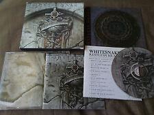 WHITESNAKE / restless heart / JAPAN LTD CD slipcase & book