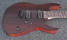 IBANEZ RG421RW-CNF SOLID BODY ELECTRIC GUITAR FIXED BRIDGE Rosewood Body NEW