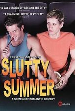 Slutty Summer DVD - TLA - Gay Sex in the City