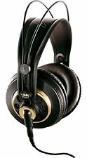 AKG K 240 Semi-Open Studio Headphones K240STUDIO Black HVI CXX