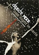 One Night in Paris: The Exciter Tour by Depeche Mode (DVD, Aug-2013, 2 Discs,...