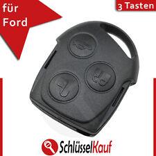 Ford Gehäuse Funkschlüssel Fernbedienung Focus Mondeo Transit Connect Ersatz Neu