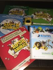 ***Kids Gift Idea*** 2013 - 14 Woolworths Aussie Animals ULTIMATE PACK +BONUS