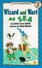 I Can Read Bks. Level 2: Wizard and Wart at Sea by Janice Lee Smith (1996,...