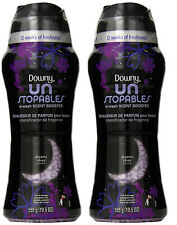 Downy Unstopables In-Wash Scent Booster Dreams 19.5 Oz 31 Loads Each 2 Packs NEW