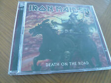 Iron Maiden - Death on The Road - 2xCD -