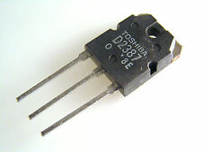 Toshiba 2SD2387  Transistor Silicon PNP Epitaxial Type, Power Amp Use OM148K