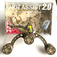 Daiichi Seiko Knot Assist 2.0 Military FG Braided Line to Leader Connection F/S