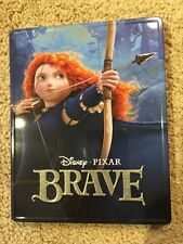 Brave (Blu-ray 3D/2D Embossed Steelbook, 3-disc Set) Future Shop Exclusive