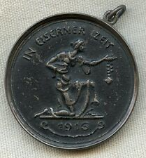 1916 Iron for Gold Donation Medal