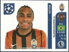 PANINI UEFA CHAMPIONS LEAGUE 2011-12- #441-SHAKHTAR DONETSK-WILLIAN